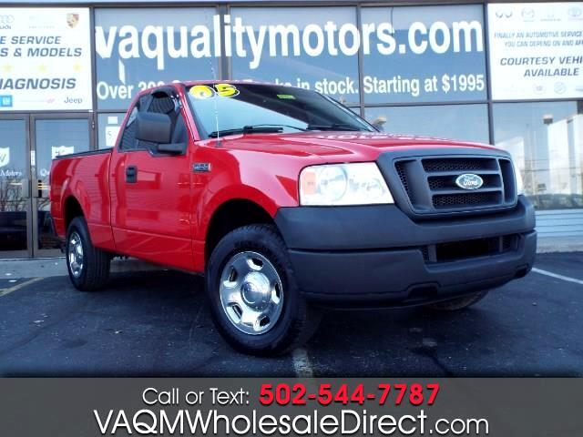 Ford F-150 XLT Long Bed 2WD 2005