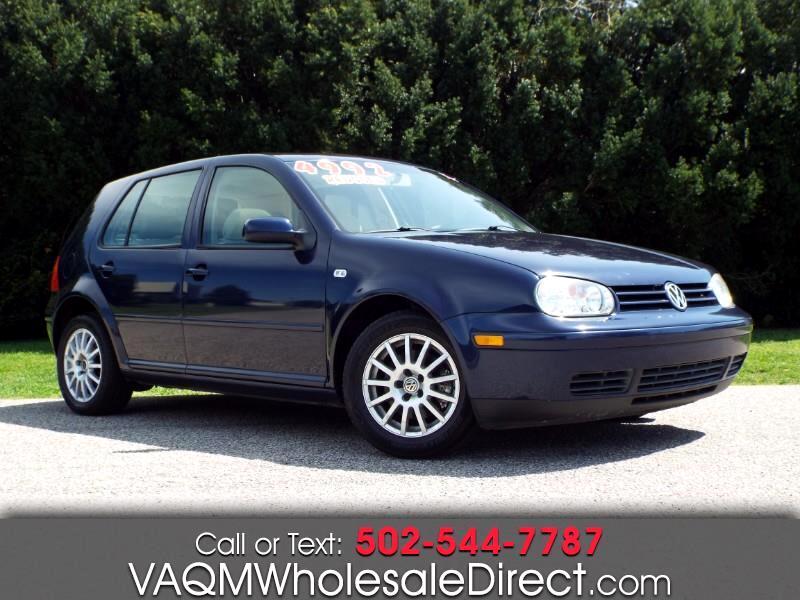 Volkswagen Golf GLS 2.0 2004
