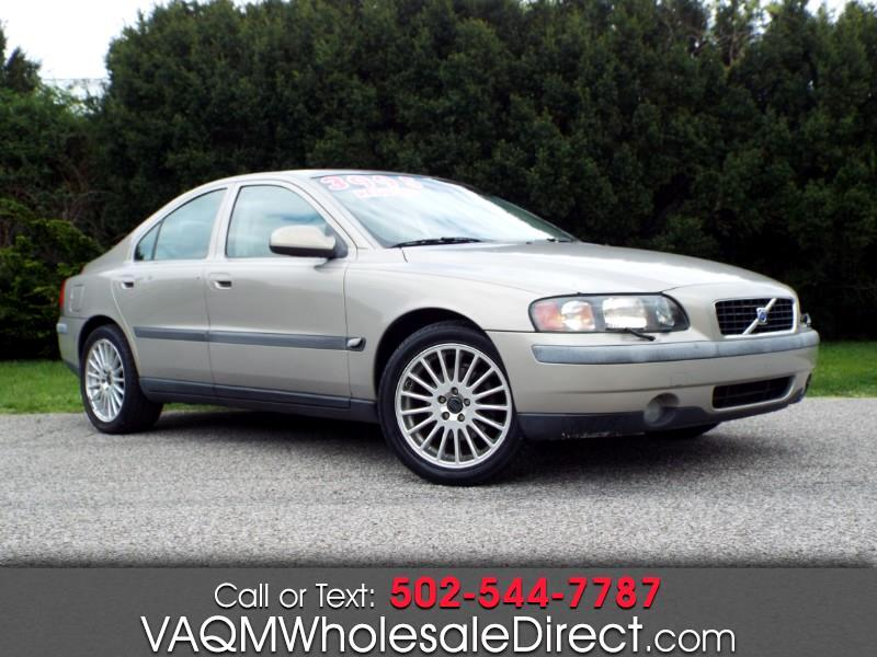 Volvo S60 2.4T 2003