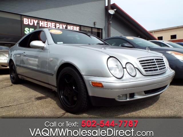 Mercedes-Benz CLK-Class CLK320 1998