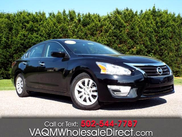 Va Quality Motors >> Used 2014 Nissan Altima 2 5 Sl For Sale In Louisville Ky