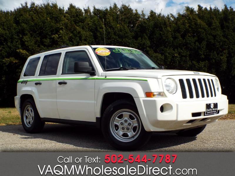 2008 Jeep Patriot Sport 2WD