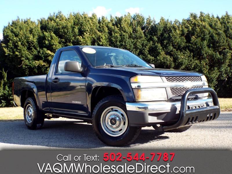 2004 Chevrolet Colorado Z85 2WD