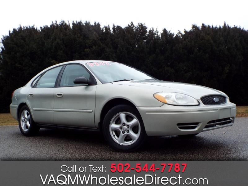 2004 Ford Taurus SES