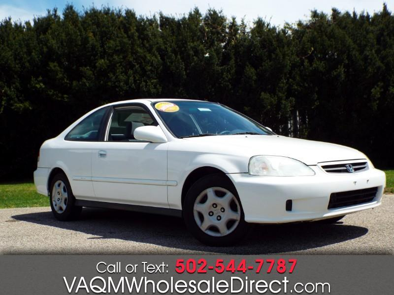 1999 Honda Civic EX coupe