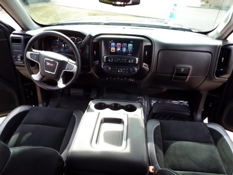 2017 GMC Sierra 1500 SLE Crew Cab Long Box 2WD