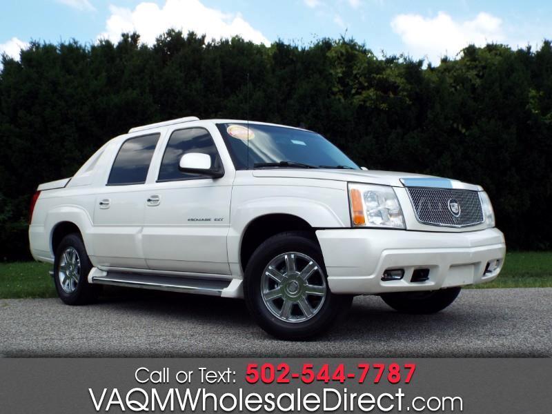 2006 Cadillac Escalade EXT Sport Utility Truck