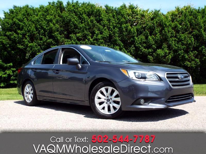 Subaru Legacy 2.5i Premium 2011