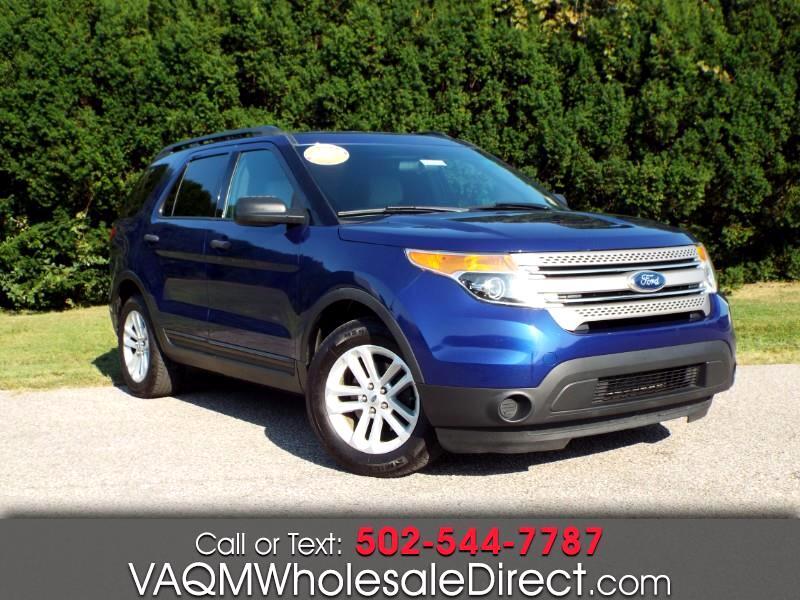 2015 Ford Explorer Base FWD