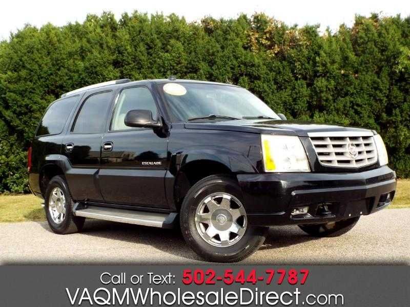 Cadillac Escalade AWD 2005