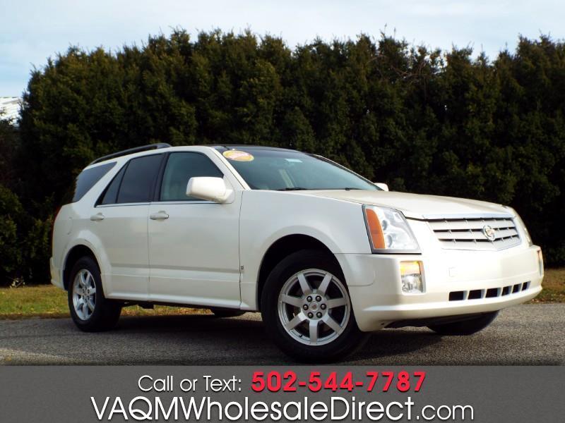 Cadillac SRX V6 2008