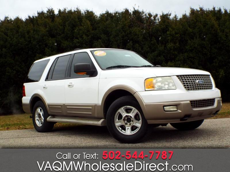 Ford Expedition Eddie Bauer 5.4L 4WD 2004