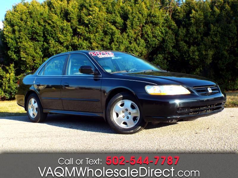 Honda Accord EX V6 sedan 2002