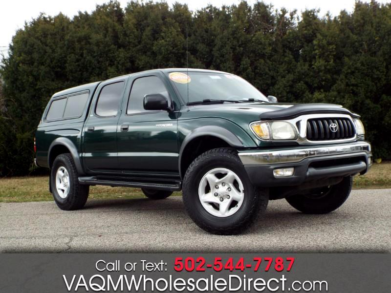 Toyota Tacoma PreRunner Double Cab V6 2WD 2001