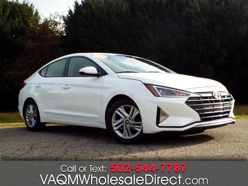 Hyundai Elantra Limited 2020