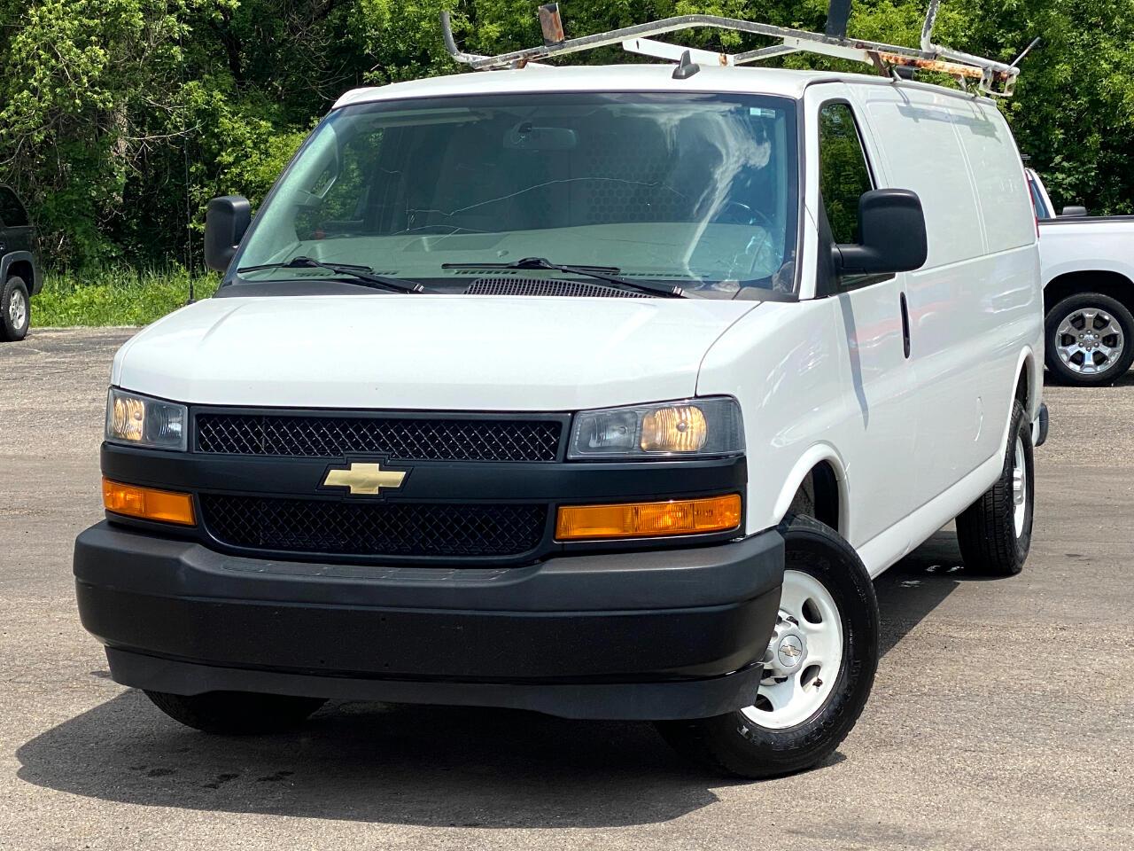 """Chevrolet Express Cargo Van RWD 2500 155"""" 2018"""