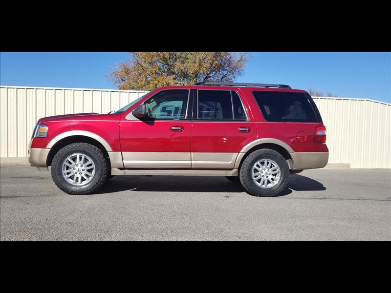 2014 Ford Expedition XLT WITH LEATHER AND NAV