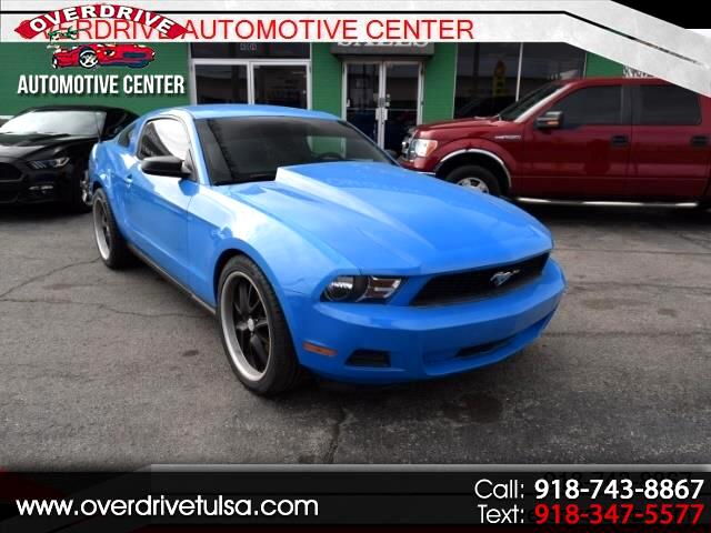 2012 Ford Mustang 2dr Cpe V6 Premium