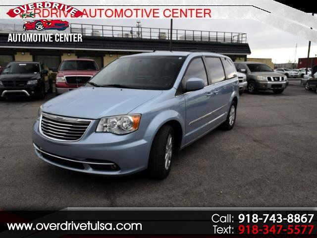 2013 Chrysler Town & Country 4dr Wgn Touring