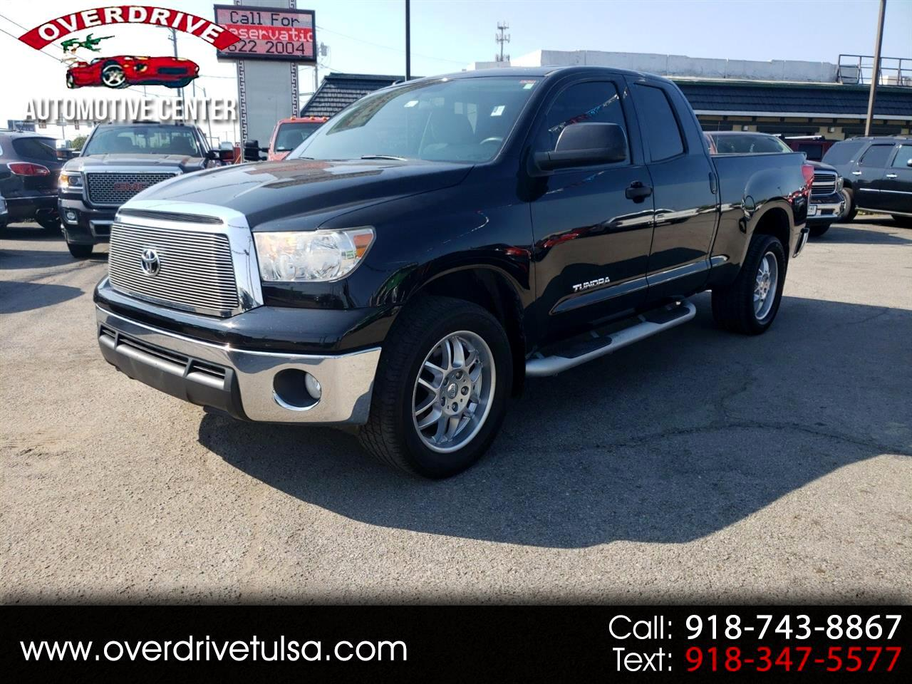 2012 Toyota Tundra 2WD Truck Double Cab 4.6L V8 6-Spd AT  (Natl)