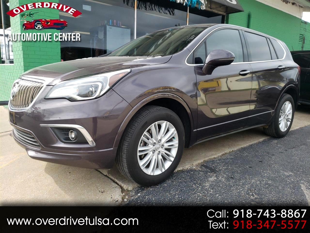 2017 Buick Envision AWD 4dr Preferred