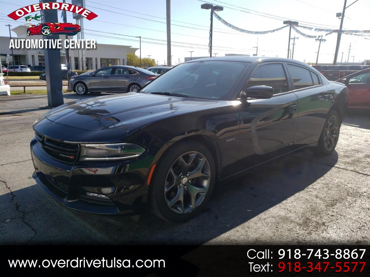 Dodge Charger 4dr Sdn RT RWD 2015