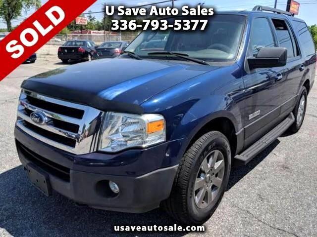 2007 Ford Expedition XLT 4WD