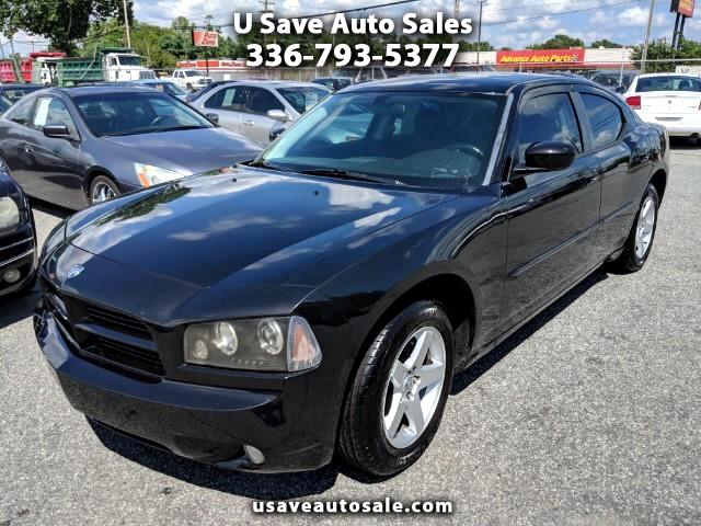 buy here pay here 2010 dodge charger sxt for sale in greensboro nc 27406 u save autos. Black Bedroom Furniture Sets. Home Design Ideas