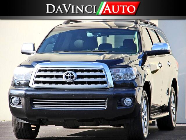 2012 Toyota Sequoia Limited 2WD
