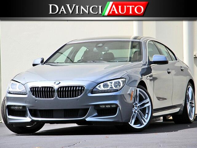 2013 BMW 6-Series 650i Grand Coupe