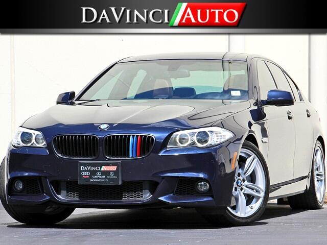 2013 BMW 550i Base