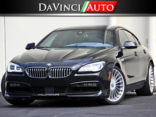 2016 BMW 6-Series Gran Coupe Alpina B6
