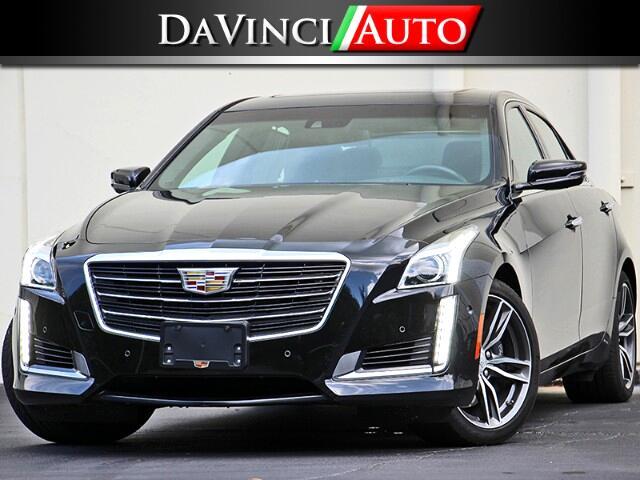 2017 Cadillac CTS V-Sport Premium