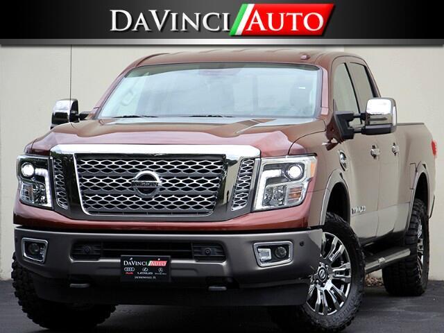 2016 Nissan Titan XD Platinum Reserve 2WD Diesel