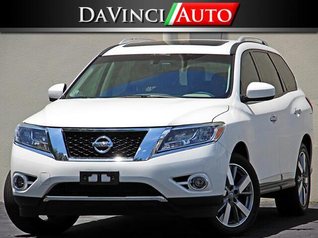 2013 Nissan Pathfinder 2WD 4dr Platinum
