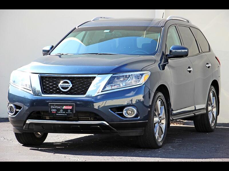 2013 Nissan Pathfinder Platinum 2WD