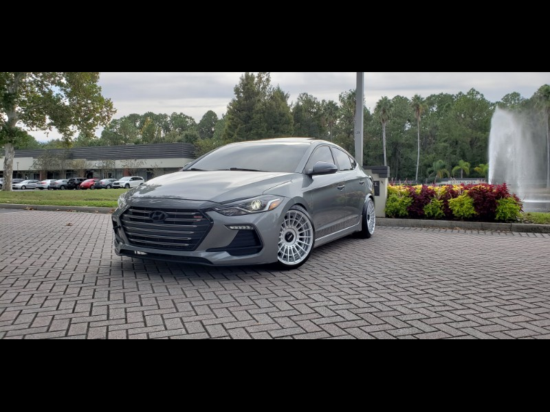 2017 Hyundai Elantra 6AT
