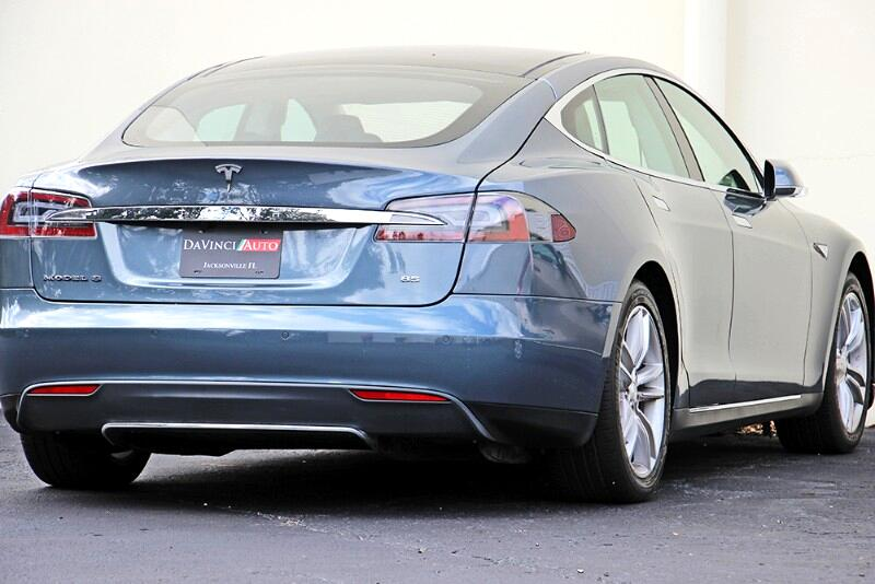2014 Tesla Model S 85