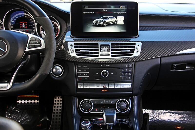 2016 Mercedes-Benz CLS-Class CLS63 AMG 4MATIC