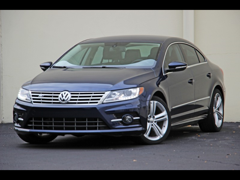 2013 Volkswagen CC Sport w/Lighting Package