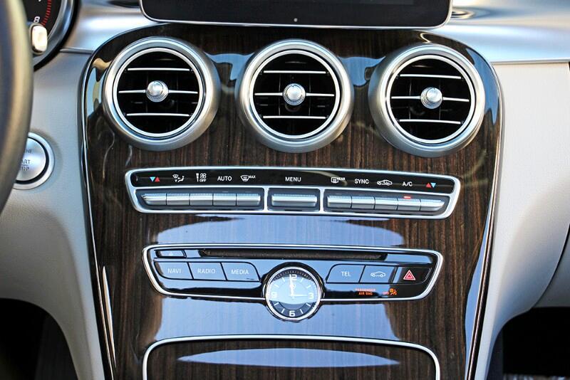 2015 Mercedes-Benz C-Class C300 4MATIC Sedan