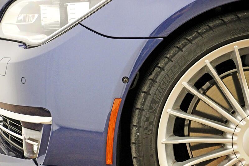 2013 BMW Alpina B7 LWB