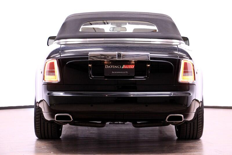 2015 Rolls-Royce Phantom Drophead Base