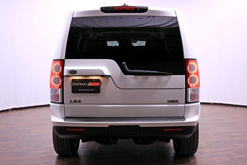 2011 Land Rover LR4 HSE Luxury
