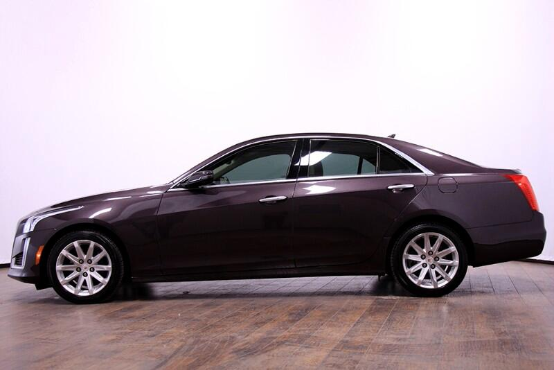 2014 Cadillac CTS 3.6L Luxury AWD