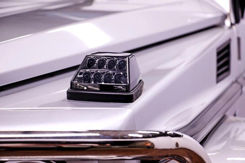 2003 Mercedes-Benz G-Class G500