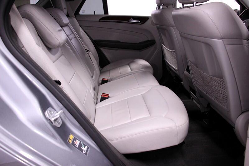 2015 Mercedes-Benz M-Class ML400 4MATIC