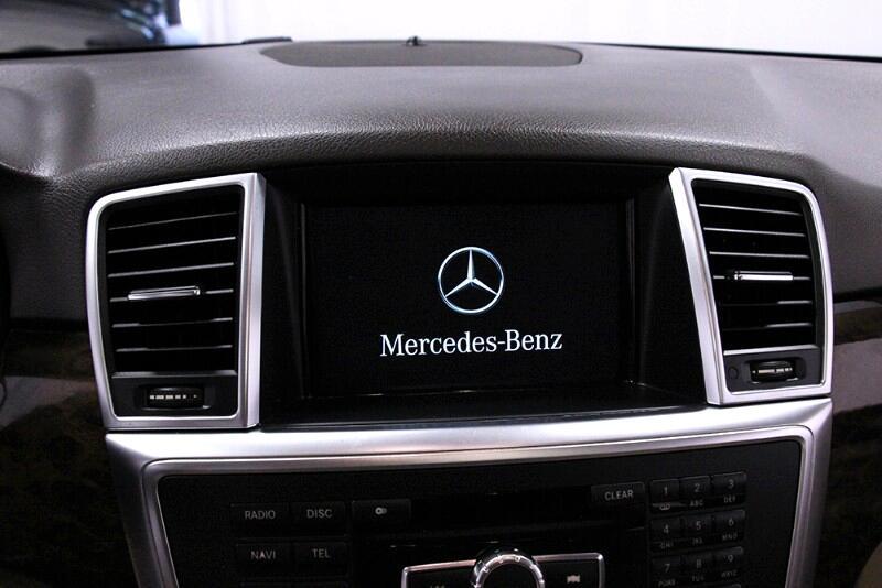 2012 Mercedes-Benz M-Class ML350 BlueTEC