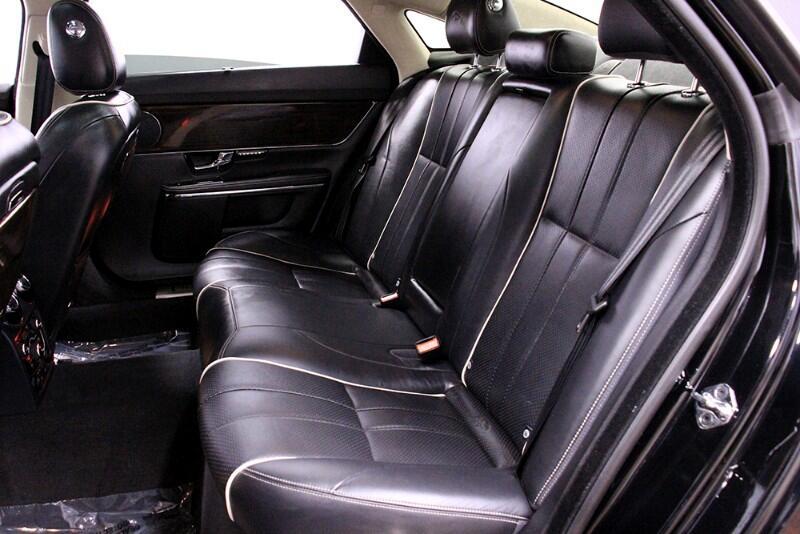 2012 Jaguar XJ-Series XJ Supercharged