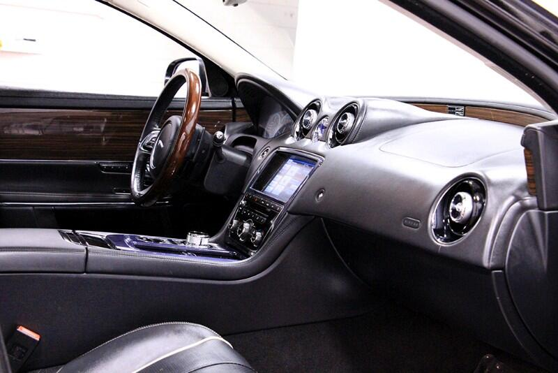 2012 Jaguar XJ-Series XJL